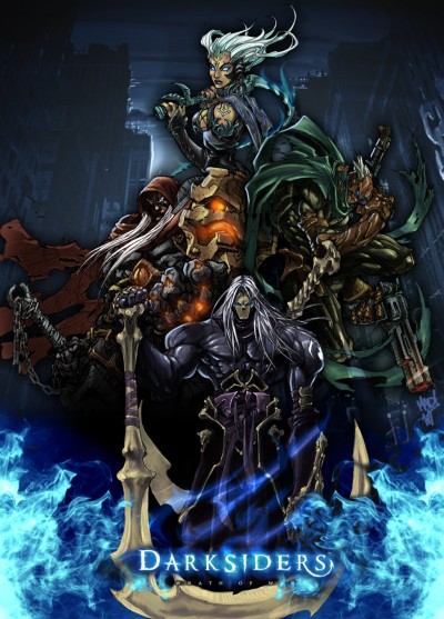 The Four Horsemen joining forces in Darksiders 3? | VentureBeat