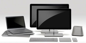 Prettier than Apple? Vizio's new line of computers is very attractive