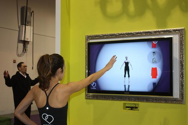 Bodymetrics and Kinect