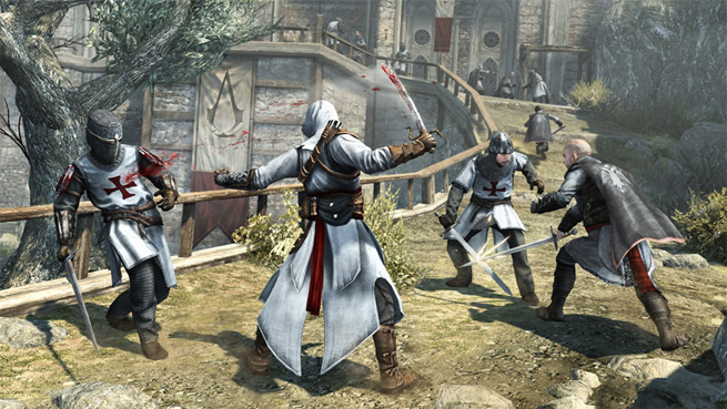 Study: Video games depict religion as violent and