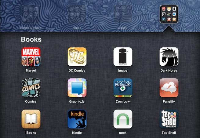 Digital-comics-apps