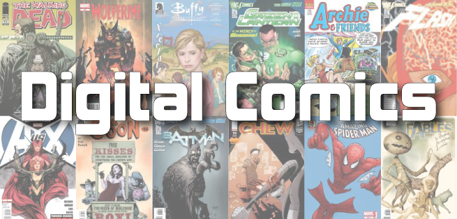 Everything you need to know about getting into digital comic
