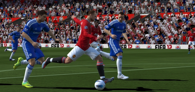 FIFA Soccer will make you love and hate your PS Vita (review