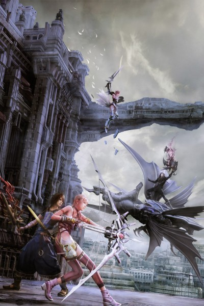 Review: How Final Fantasy XIII-2 saves the franchise   for now