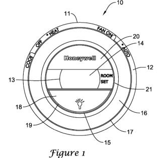 Honeywell Patent