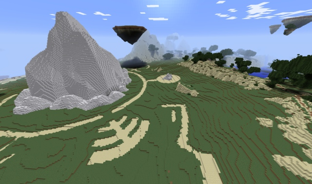 New details and Outland screens from World of Warcraft within – Map World of Warcraft Minecraft