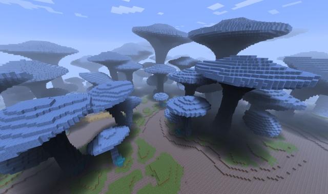 Within Minecraft's Blocky