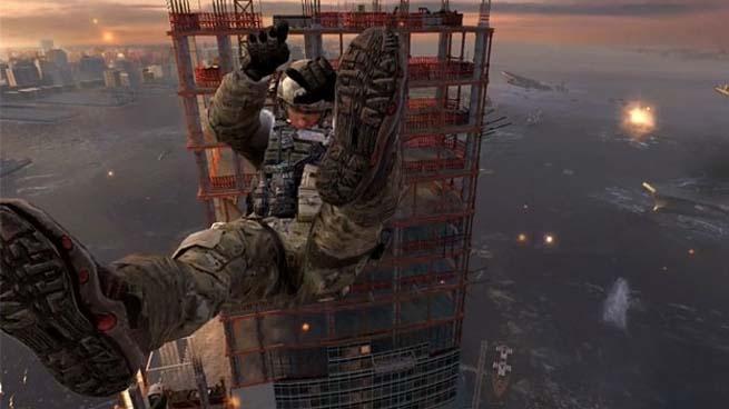 Call of Duty: Modern Warfare 3 Overwatch Map