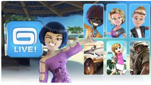 3D Avatars for Gameloft LIVE! Social Mobile Gaming Service