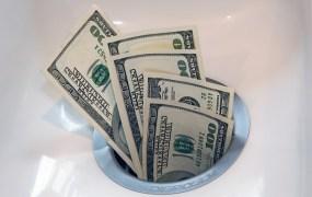 shutterstock-money-drain-panasonic