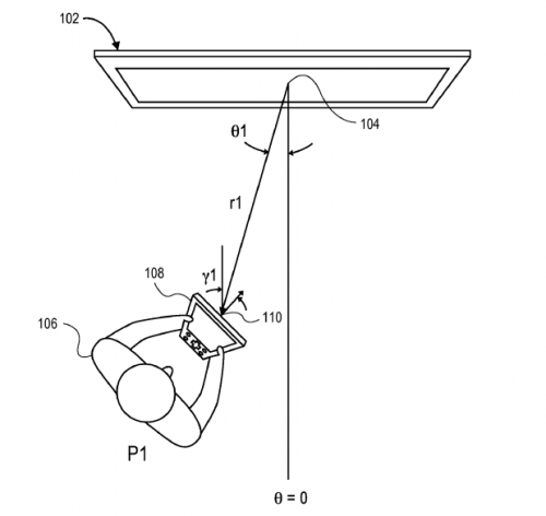 Sony Patent App 1