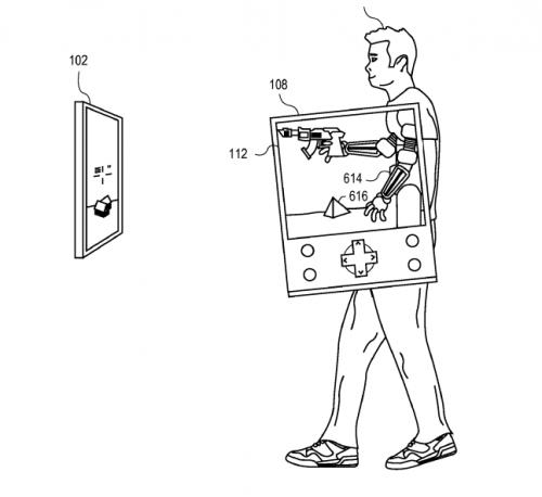 Sony Patent App 3