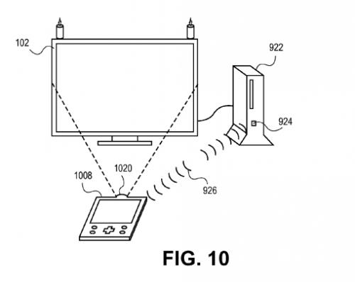 Sony Patent App 5