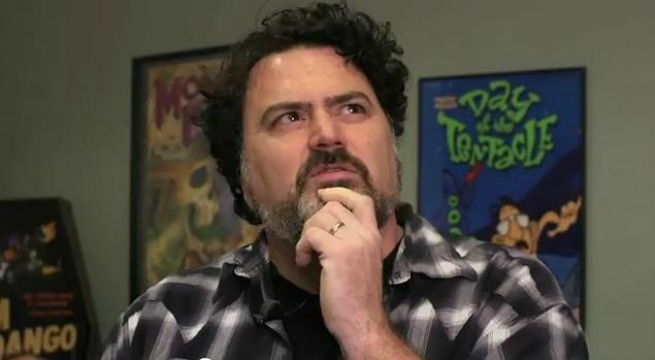 Double Fine's Tim Schafer