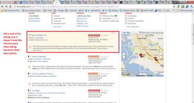 yelp ads leave bad impressions for small businesses venturebeat