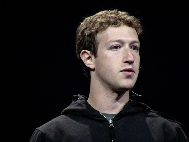 zuckerberg in charge