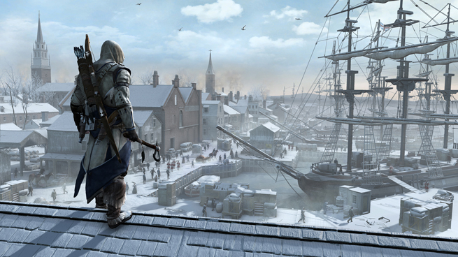 Assassin's Creed 3_Boston_PortVista
