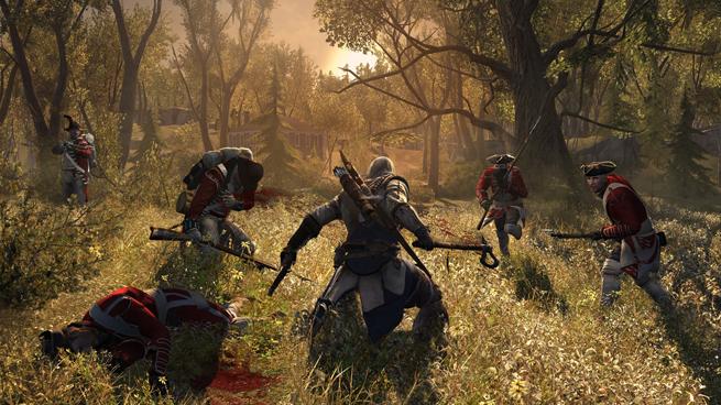 Assassin's Creed 3_Frontier_Combat_Tomahawk
