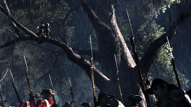 Assassin's Creed 3_Frontier_Predator