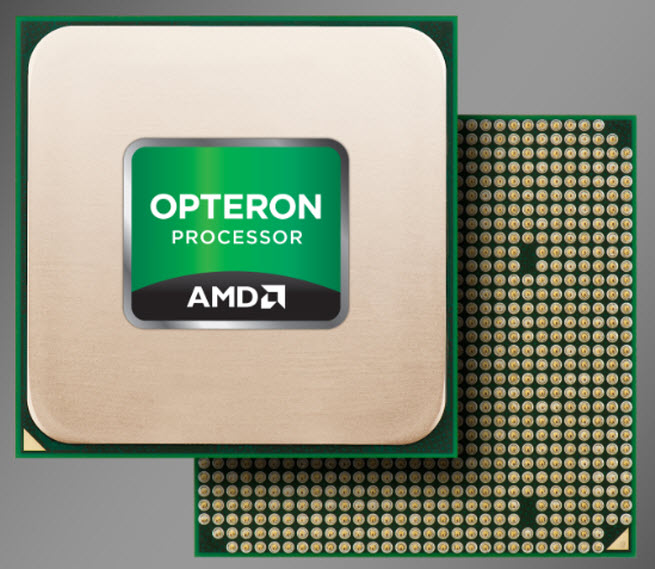 AMD launches server processor for web-hosting providers