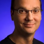 Android founder and Google executive Andy Rubin