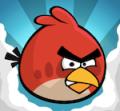 An angry bird by Rovio