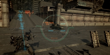Armored Core V: A blend of motorheads and samurai