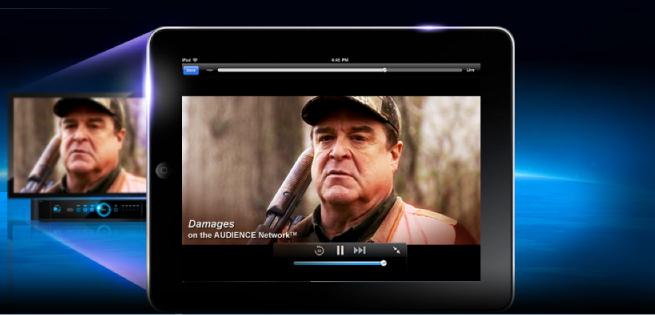 DirecTV iPad