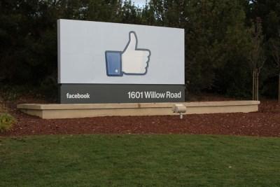 Facebook will ring opening bell at Menlo Park campus | VentureBeat