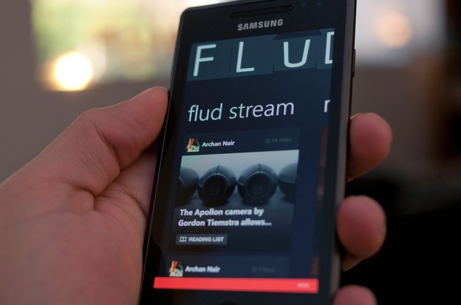 flud android screenshot