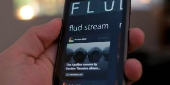 Flud folds: News reader startup is shutting down