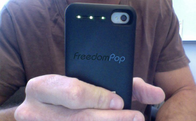 FreedomPop's mystery project: an iPhone case with free WiMax data
