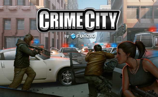 Funzio's Crime City game