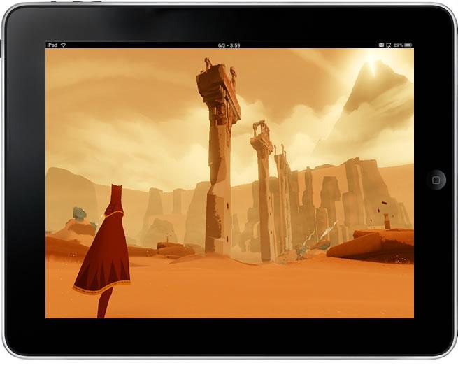 iPad Journey