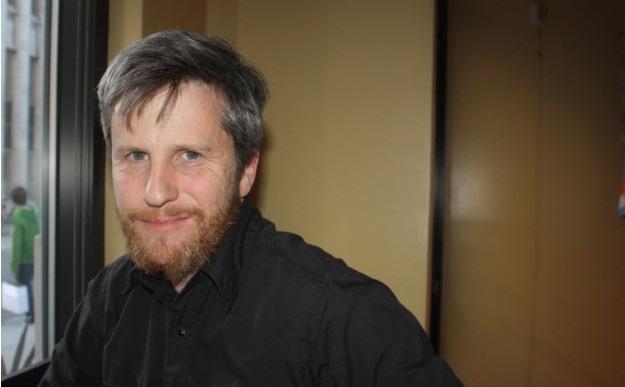 Jim Greer in 2012.