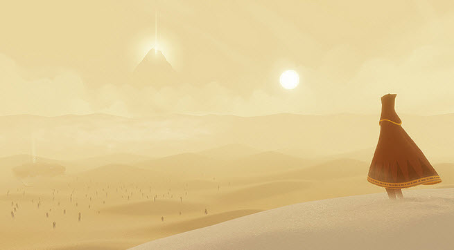 Journey Will Take You Into The Cloudy Heights Of Video Game
