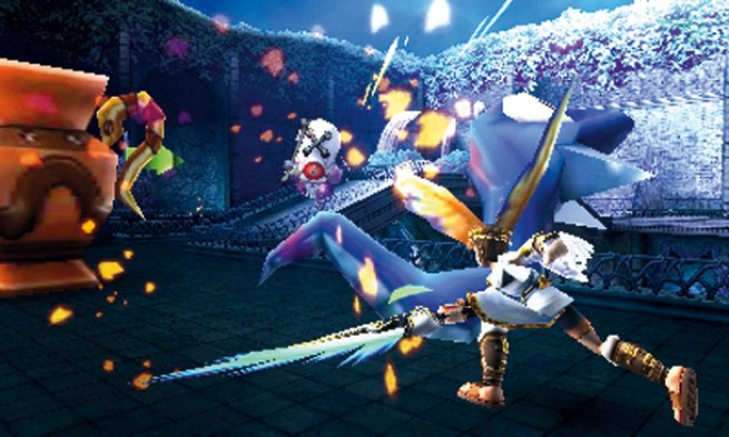 Kid Icarus Uprising - Nintendo 3DS review