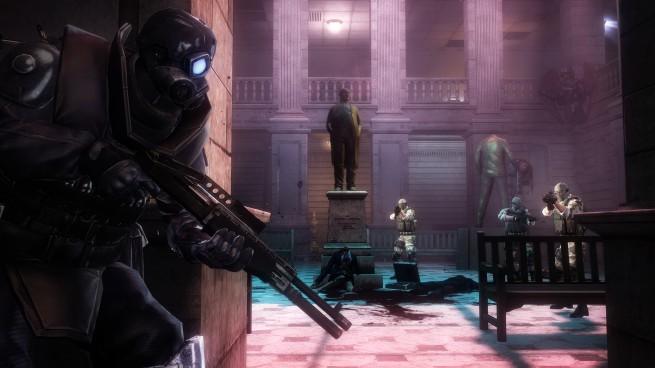Resident Evil: Operation Raccoon City is half SOCOM, half Left 4