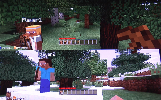 how to play multiplayer on minecraft xbox