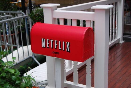 netflix mailbox