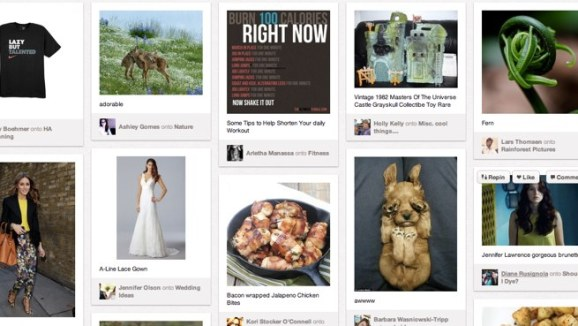 pinterest now the third most popular social network after