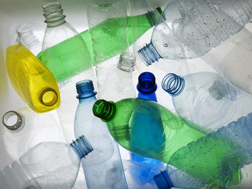 Производство пластика из бутылок