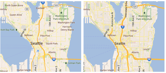 google-map-android-comparison