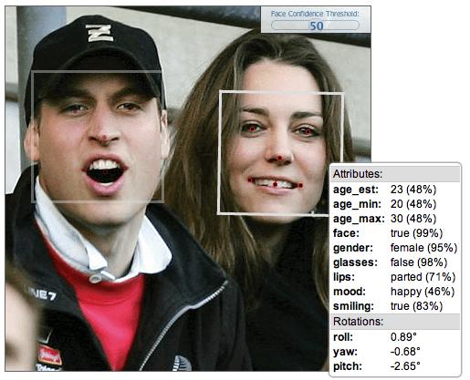 face.com facial recognition