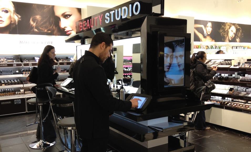 Makeup retailer Sephora launches iPad program (exclusive ...