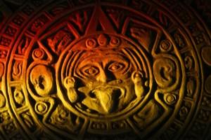 Mayan calendar photo by NY-P/Shutterstock