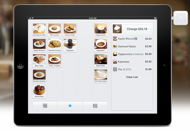 Square Launches New Ipad App To Help Merchants Ditch The
