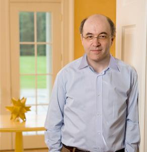 Stephen Wolfram. photo from stephenwolfram.com
