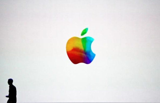 WalkOff, Apple Logo