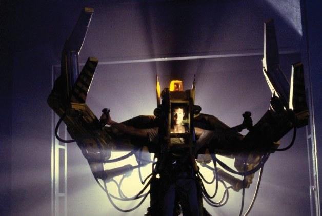 Aliens mech suit, Planetary Resources